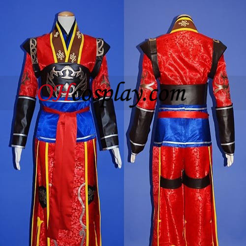 \R \R-tou traje de Dynasty Warriors