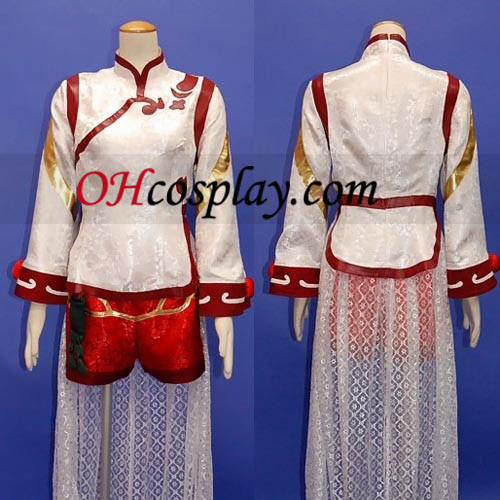 Syoukyou traje de Dynasty Warriors