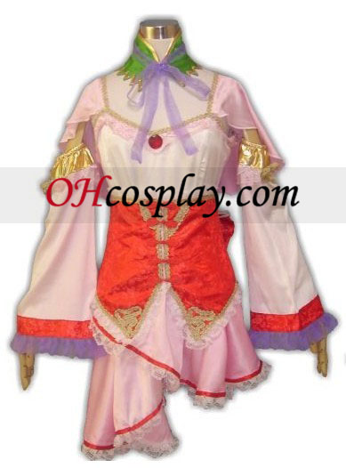 Da Qiao Cosplay traje de Dynasty Warriors