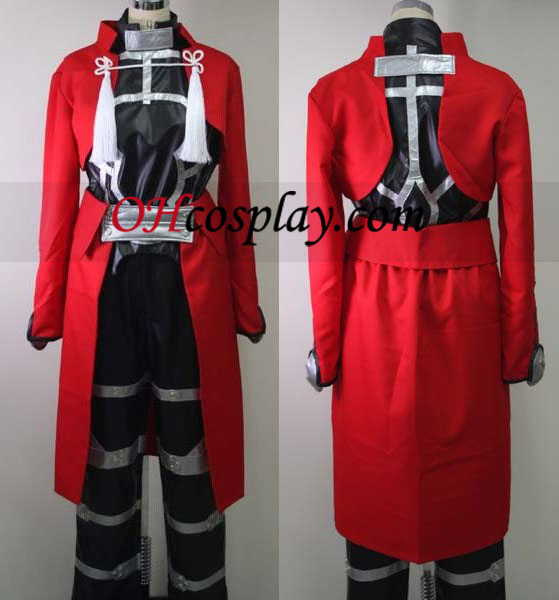Archer Cosplay Costume amongst Fate Stay Night