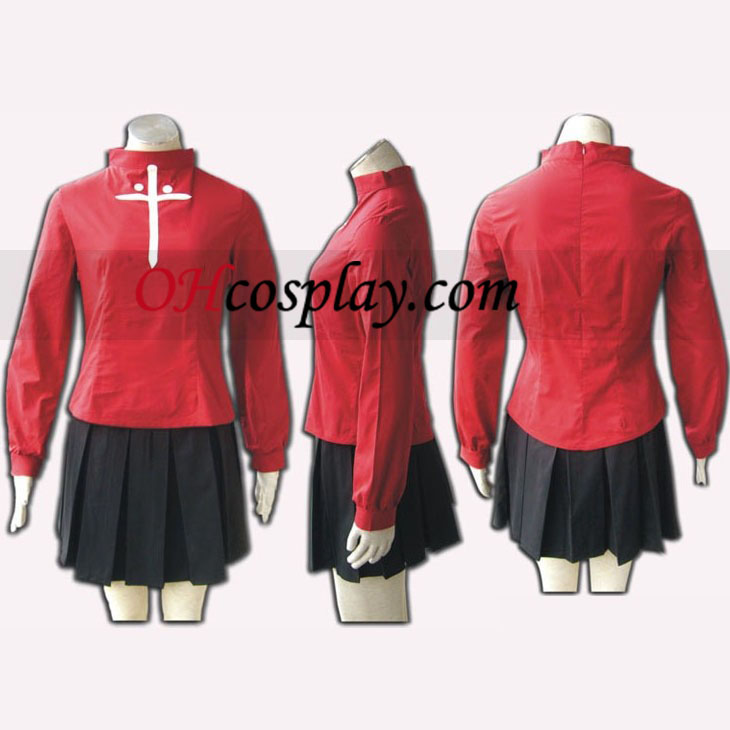 Rin Tosaka traje de Fate Stay Night