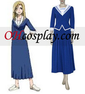 Fruits Basket Arisa Uotani Costume Carnaval Cosplay
