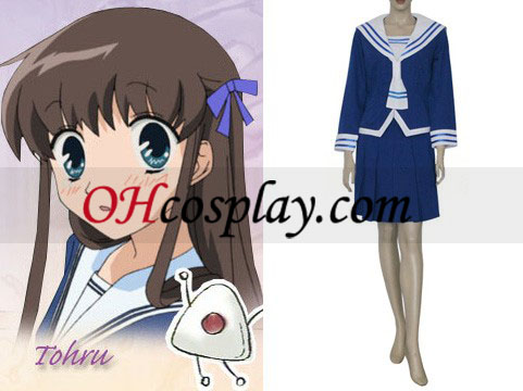 Fruits Basket Tohru Honda Cosplay Kostuum