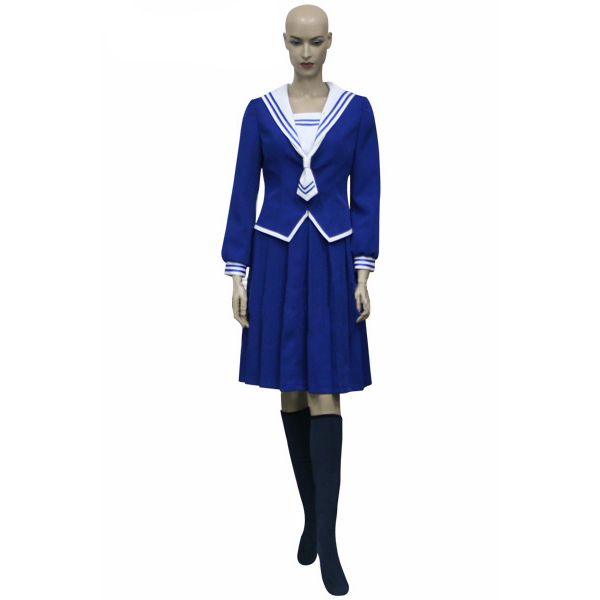Fruits Basket Saki Hanajima Costume Carnaval Cosplay