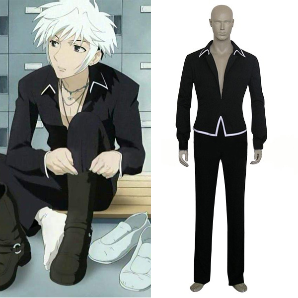 Fruits Basket Hatsuharu Sohma Costume Carnaval Cosplay