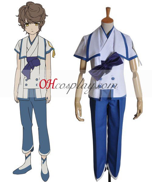 Del nuevo Mamoru Boy Uniform Traje World Cosplay