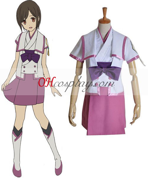 From too little credit New World Saki Uniform Cosplay Costume