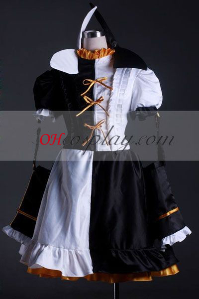 Vocaloid Kagamine Rin / Len Hard-R. K. mix Cosplay Costume-Advanced Aangepaste