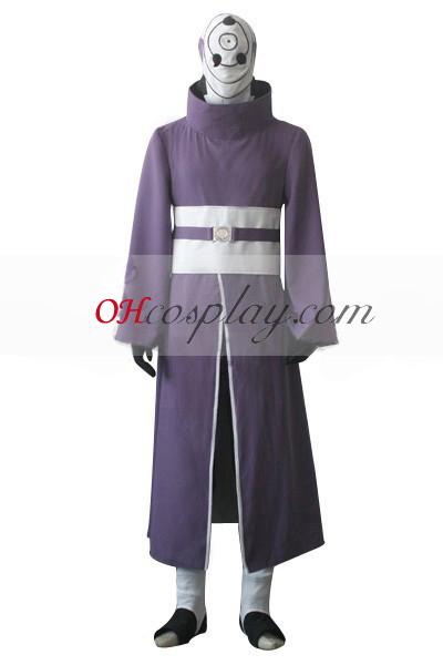 Naruto Shippuuden Uchiha Madara Rinnegan udklædning Kostume