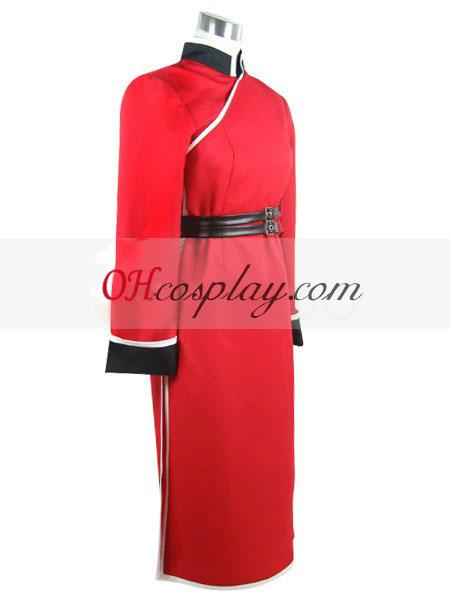 Gintama Kagura udklædning Kostume