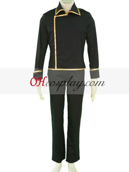 Gintama Yamazaki Sagaru Cosplay Costume