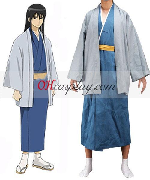 Gintama Katsura Kotarou Cosplay Costume