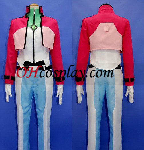 Feldt Grace Costume taken from these Gundam