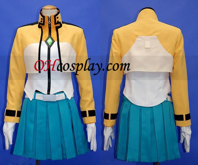 Mileina Vashti Costume relating to Gundam
