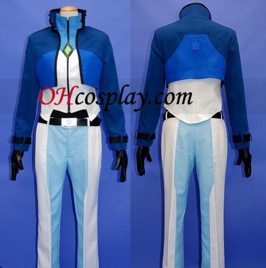 Setsuna Cosplay Kostuum van Gundam