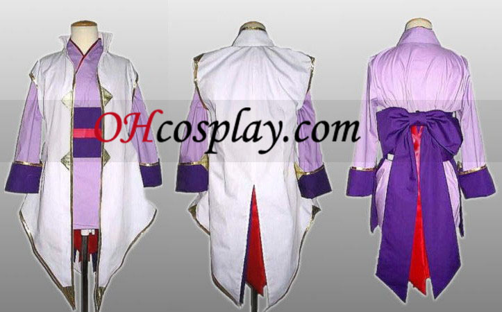 Lacus Clyne Ship Champion Uniform fra Gundam Seed
