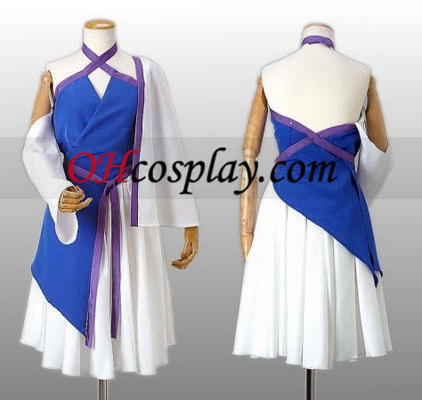 Stellar Cosplay Dress as a whole from Gundam Seed