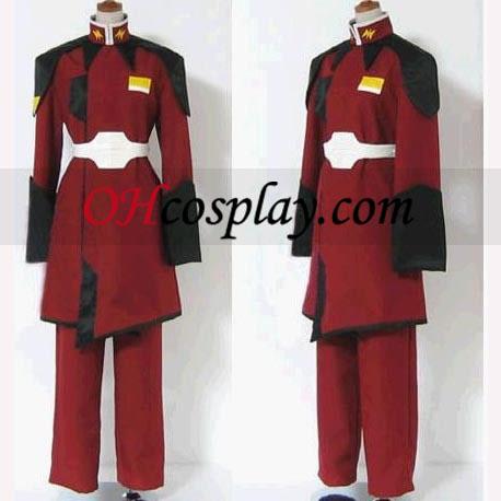 Athrun Uniform Kostume fra Gundam Seed