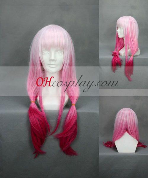 Guitly короната Yuzuriha Inori розов Cosplay Wig