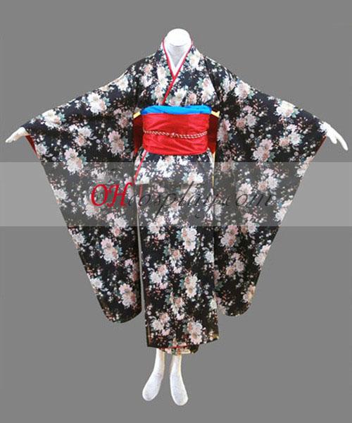 Ада момиче Enma Ai Kimono Cosplay костюм