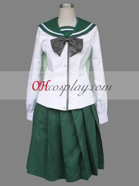 בית ספר המתים busujima saeko קוספליי תלבושות תלבושת אחידה