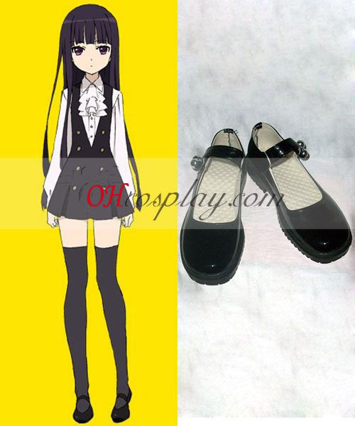Inu × Boku SS Ririchiyo Shirakiin Cosplay Shoes