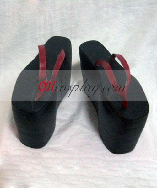 Inu х Boku SS Ririchiyo Shirakiin вещица Cosplay обувки