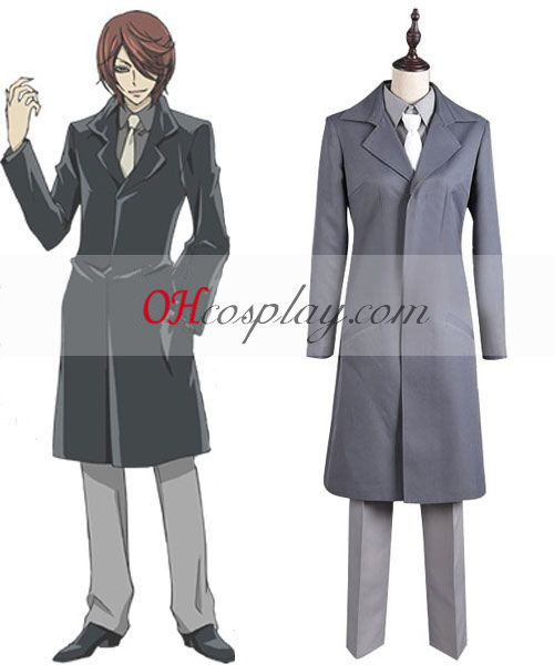 Kamisama Love Anba Cosplay Costume