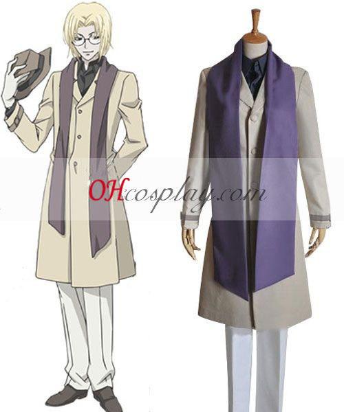 Kamisama Kærlighed Mikage udklædning Kostume
