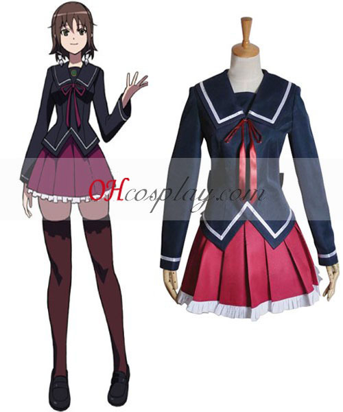 K uniforme escolar Cosplay Traje
