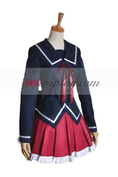 K תלבושת אחידה קוספליי בגד ים