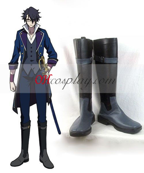 K Fushimi Salomuko Cosplay Shoes