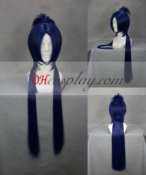 Hitman Reborn! Rokudo Mukuro After 10Y Blue Cosplay Wig
