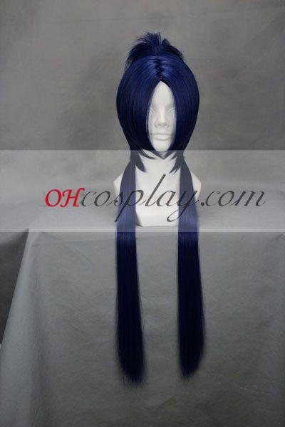 Hitman Reborn! Rokudo Mukuro Efter 10Y Blå udklædning Paryk