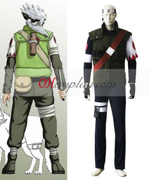 Naruto Hatake Kakashi Misson Cosplay Costume Australia