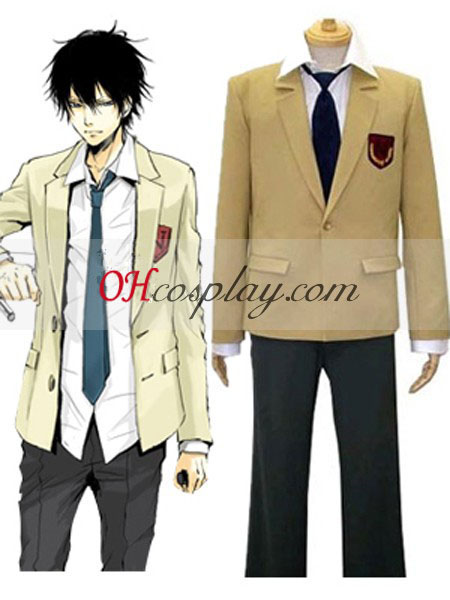 Katekyo Hitman Reborn! Namimori High School Uniform Cosplay Costume Australia
