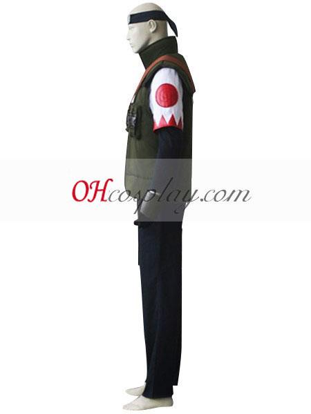 Naruto Hatake Kakashi Misson udklædning Kostume