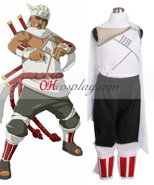 Naruto Shippuuden Killer Bee Cosplay