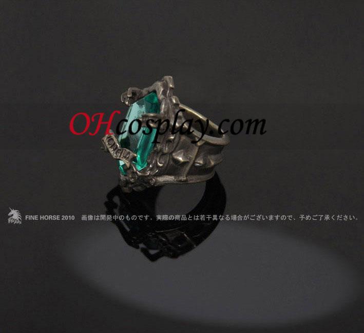 katekyo אקדוחן שקמה לתחיה lambo קוספליי vongola טבעת רעם - Premium Edition