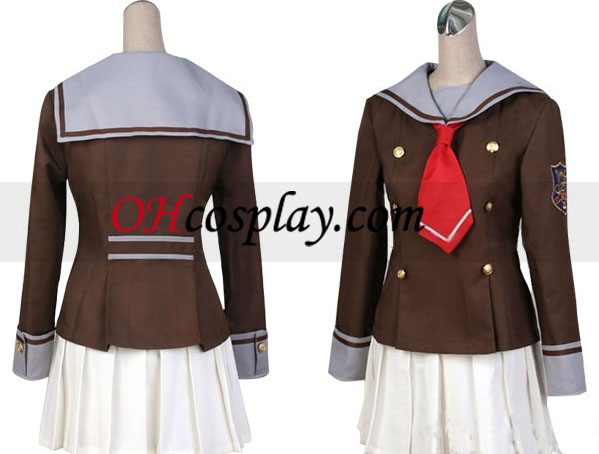 Kahoko Hino Uniform from Kin iro no Corda