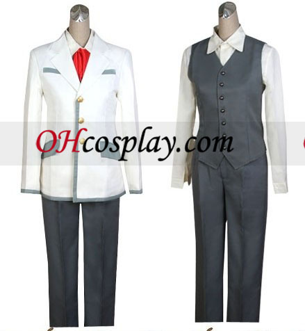 Seiso Academy Music department Boy Uniform from Kin iro no Corda