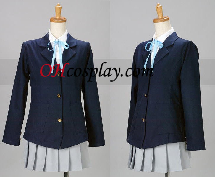 K-ON uniforme escolar de la muchacha de K-ON