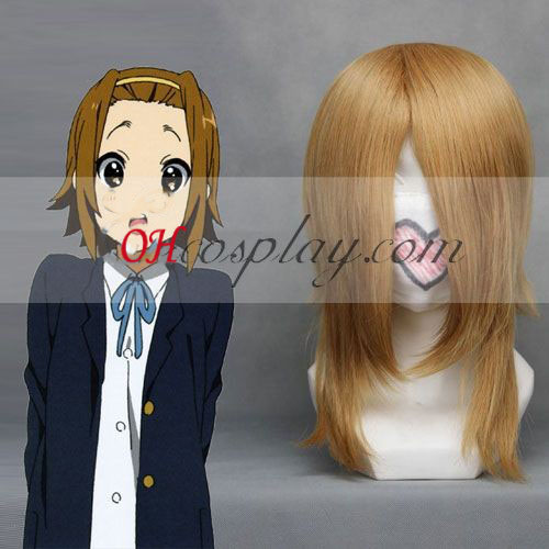 K-ON! Tainaka Ritsu Brown Cosplay