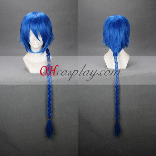 MAGI Aladdin Blue Cosplay Wig