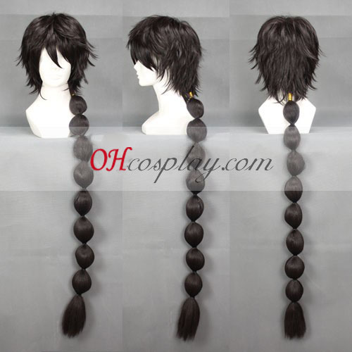 MAGI Judal Black Cosplay Wig