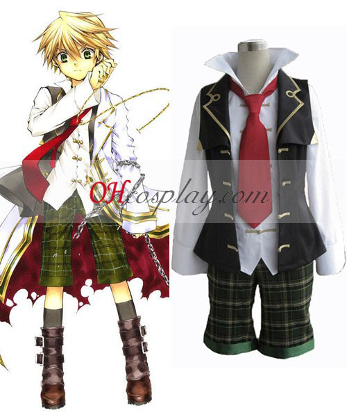 Pandora Hearts oz Vessalius Cosplay kroj