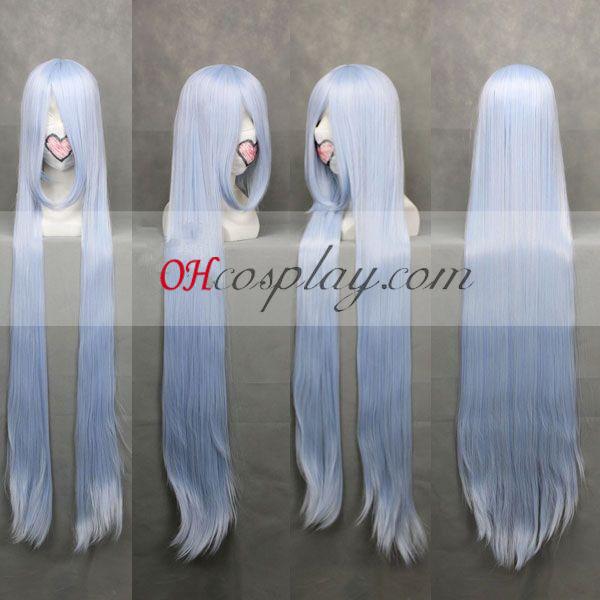 Rozen Maiden Suigintou Light Blue udklædning paryk
