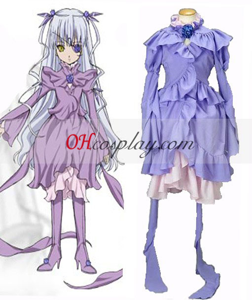 Rozen Maiden Barasuishou Lolita Costumi Carnevale Cosplay