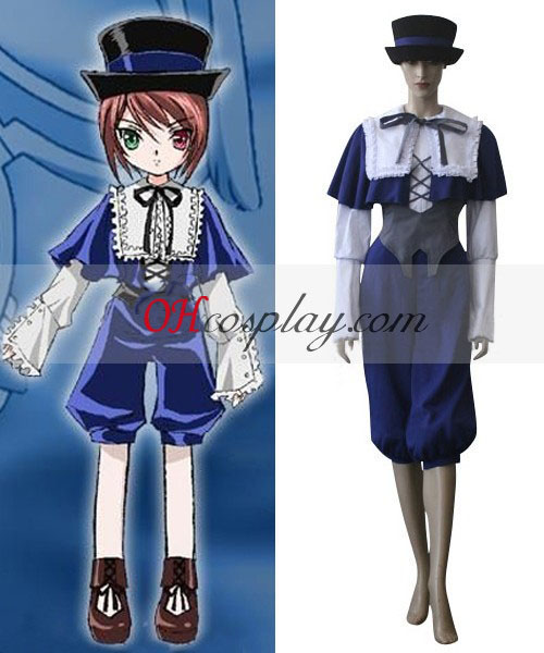 Rozen моминско Souseiseki Cosplay костюм
