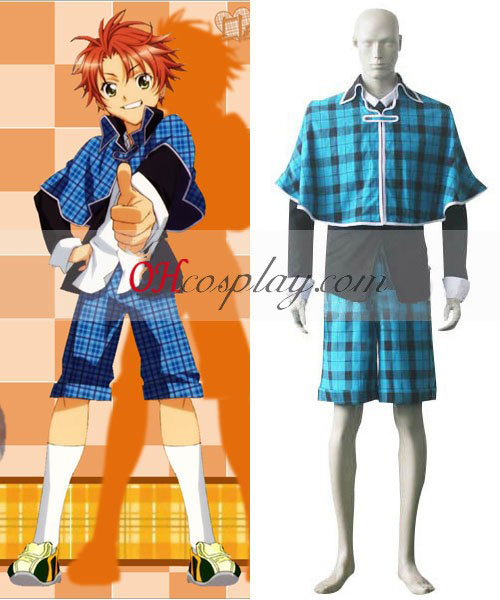 Shugo Chara Kukai Souma cosplay custome